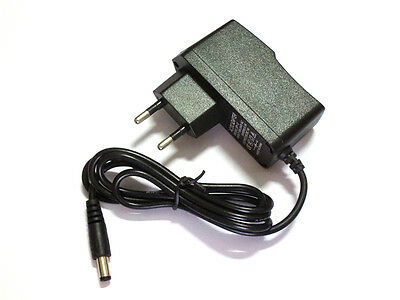 9V AC/DC WALL Charger Power Supply Adapter For Casio AD-5 AD5