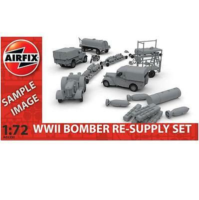 [AirFix] Model Kit 1/72 Bomber Re-supply Set (New Tool- 2013) (05330)