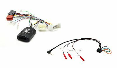 CTSMT002.2 Mitsubishi Lancer 2007-2010 Stalk adaptor with Rockford FREE PATCH