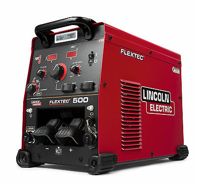 Lincoln Flextec 500 Multi-Process Welder K4091-1