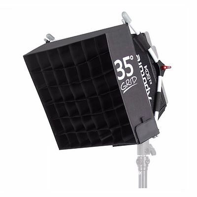 Aputure #3 Easy Box+ Softbox Diffuser Kit with Grid for Amaran AL-528 HR-672 LED
