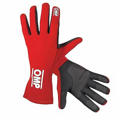 OMP FIRST-S  FIA Rally Gloves FIA 8856 - 2000 Approved