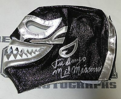 Mil Mascaras Signed Official Mask PSA/DNA WWE AAA Lucha Libre Pro Wrestling NJPW