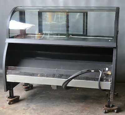 Used Structural concepts Foodservice Display Case, Excellent, Free Shipping!