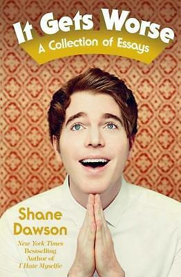 NEW It Gets Worse By Shane Dawson Paperback Free Shipping