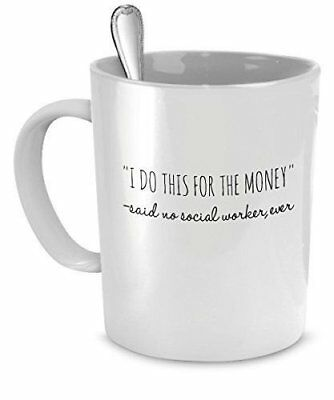Gifts for Social Worker: Social Worker Mug - Social Worker Funny
