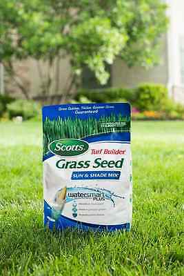 Sun and Shade Mix Grass Seed, Scotts Turf Builder 7 lb. Bag, Lawn Seeds, Fescue