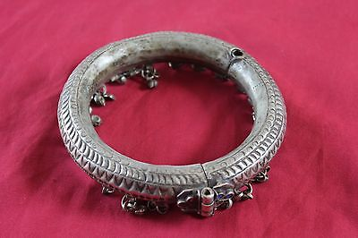 Afghan Vintage Banjara Antique traditional Kuchi Nomad Old Wow Handcuffs Anklet