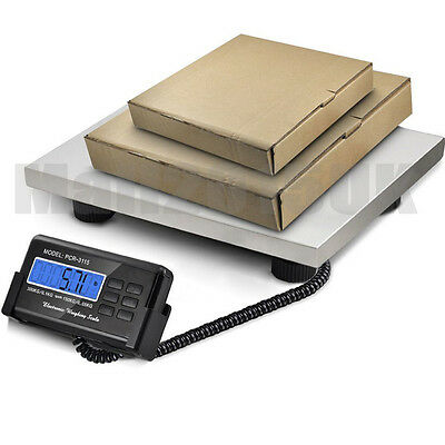 Heavy Duty Digital 150Kg/300kg Platform Scale Warehouse Postal Parcel Weighing