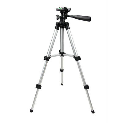 Universal Aluminum Stand Tripod Holder For Video Camera Fishing Light Torch 6030