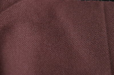 CHOCOLATE BROWN SPEAKER FABRIC / CLOTH / GRILLS / CABINET - 850mm x 1000mm