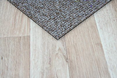 Quality Bedford Beige Carpet Tiles Commercial Domestic Office Heavy Use Flooring