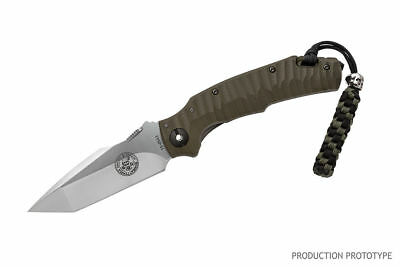 Pohl Force Mike Four Gen ll Niolox Stahl Zertifikat Outdoormesser 4 Tanto 1067