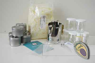 100% soy beginners candle making kit