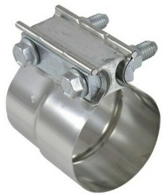 """3"""" Torctite Pre Formed Lap & Butt Exhaust Clamp Joint Clamps Joiner Truck Lorry"""