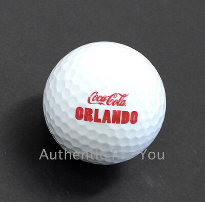 NEW Disney Springs World of Coca-Cola Coke Store Orlando Collectible Golf Ball