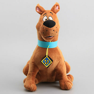 Large Size 35cm Scooby Doo Dog Plush Toys Stuffed Animals Childeren Soft Dolls