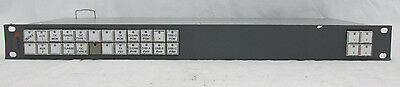 ProBel Pro-Bel 6282 28-Button Router Matrix Control Destination Panel