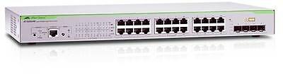 NEW Allied Telesis 24 Port Gigabit Layer 2 Managed Switch - AT-GS924M-50