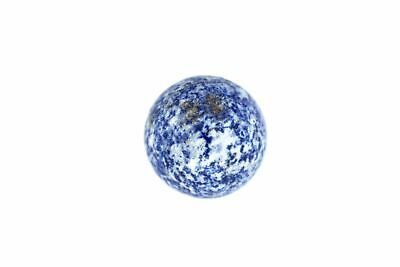 Sodalite Crystal Sphere Cut and Polished Mineral - 60mm Diameter