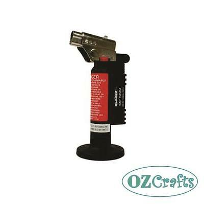 Blazer Spitfire Butane Torch with Child Safety Lock - for metal clay & soldering