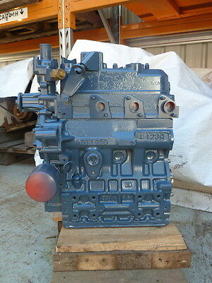 Kubota D1105 Fully Reconditioned Engine 12 months warranty