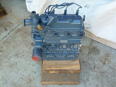 Kubota D1005 Fully Reconditioned Engine 12 months warranty