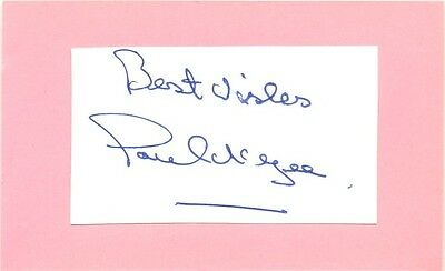 Paul McGee signed autograph book page 1970s Irish footballer Queens Park Rangers