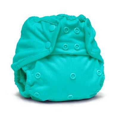 Rumparooz One Size Cloth Diaper Cover Snap, Peacock, New, Free Shipping
