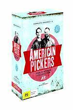 American Pickers: The Vintage Collection, Australian Release, Brand New