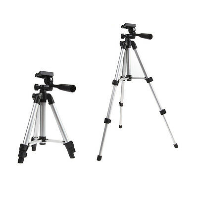 Professional Travel 360° Fluid Head Tripod for Canon Digital Camera Camcorder