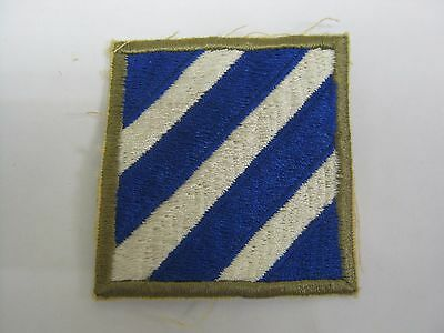 Us American 3Rd Infantry Division Badge/patch Repro