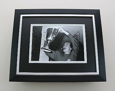 Colin Stein Signed 10x8 Photo Framed Rangers Memorabilia Autograph Display + COA