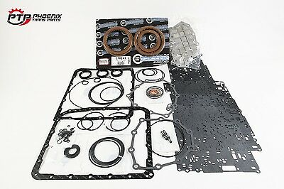 RE5R05A  RE5RO5A Transmission Rebuild Kit with Filter V6 Only