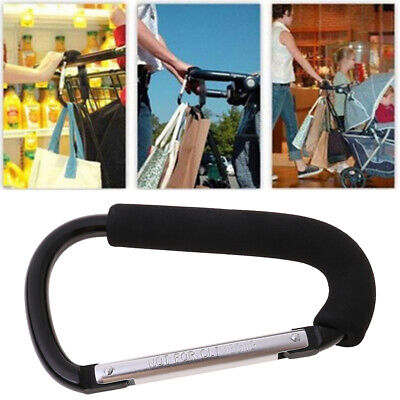 Trendy Baby Pushchair Stroller Clip Hook Buggy Pram Diaper Bag Hanger