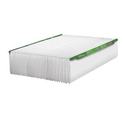 2-PACK Aprilaire Space-Gard Air Filter Replacement for 201 Model 2200 & 2250