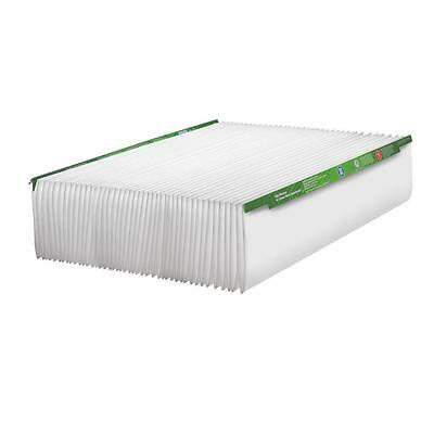 2-PACK Aprilaire Space-Gard Air Filter Replacements for 201 Model 2200 & 2250