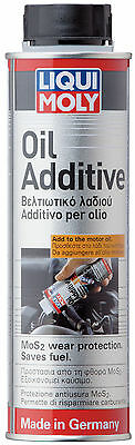 LIQUI MOLY ADDITIVO PER OLIO MOTORE Oil Additive 2591 CON MOS2