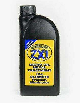 ZX1 16 X 1 Litre.The Ultimate Friction Eliminator - Genuine Product