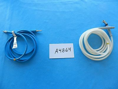 Stryker Surgical Fiber Optic Light Cables  Lot of 2