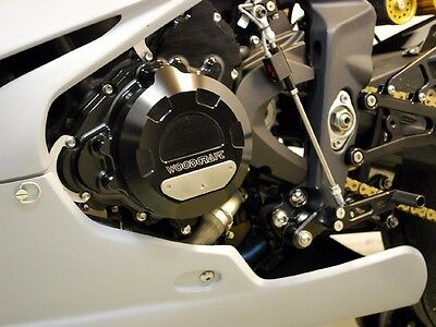 Woodcraft Stator Cover for 2013-2016 Triumph Daytona 675 and 675R