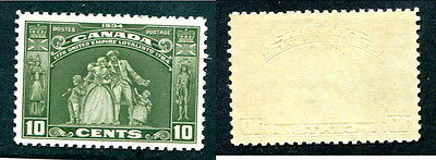 Mint Canada 10 Cent Loyalists Stamp #209 (Lot #11055)