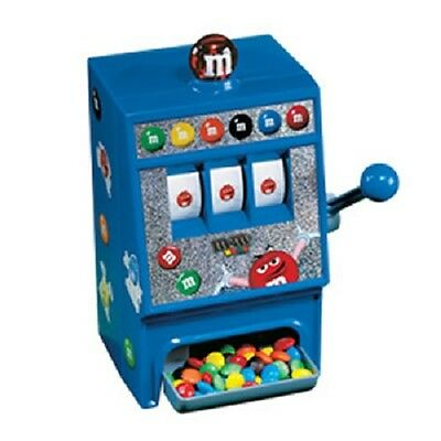 M&Ms (MandMs M&M MMs) Slot Machine Candy Dispenser NEW no box