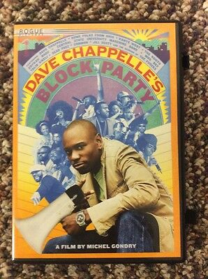 Dave  Chappele s Block Party DVD