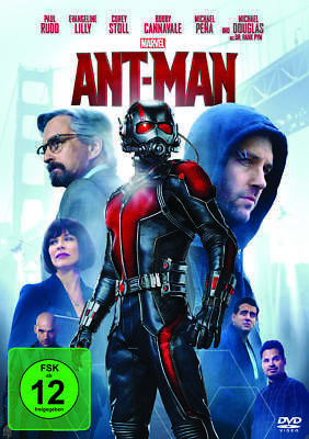 Ant-Man  DVD Marvel Neu in Folie