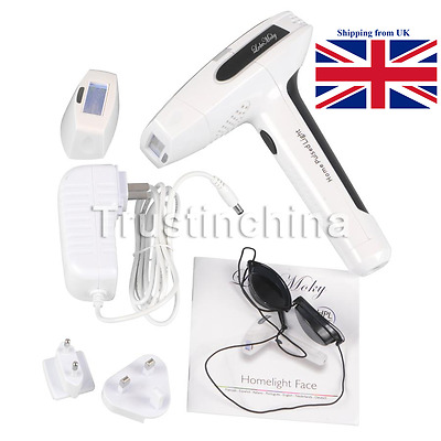 Laser IPL Permanent Hair Removal machine for Face and Body Lady Beauty Home USE