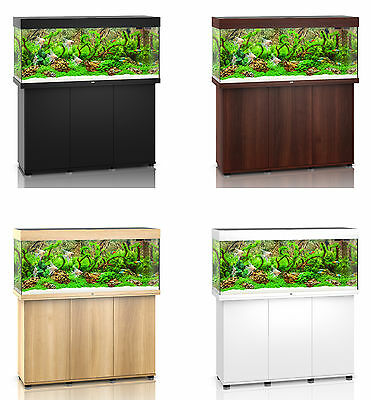 Juwel Aquarium Rio 240 LED komplett Aquarienkombination inkl. Unterschrank