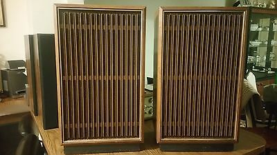 vintage 1973 gte sylvania as225a  4-way speakers  shipped or free local pick up