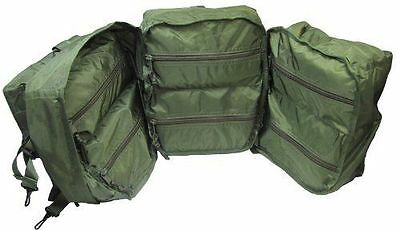 M17 Medic Kit Fully Stocked FA110 by Elite First Aid - First Aid Kit, Olive Drab
