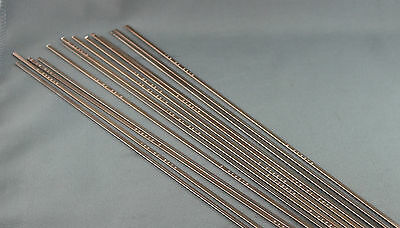 WELDING ROD HARRIS COPPER BRAZING 5% SILVER ALLOYS  5x STICKs  450*1.5*3.3 ldw